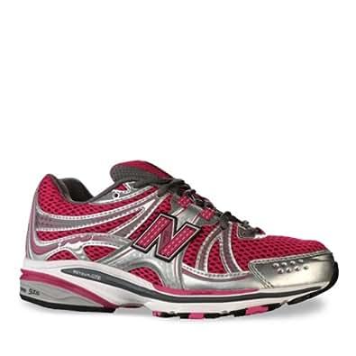 New Balance Women's WR769 Running Shoe (Pink/ Silver) - 5 - REG