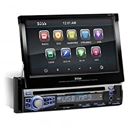 See Brand New Boss Audio Systems - Boss Bv9976b Car Dvd Player - 7