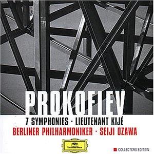 Die Sinfonien / Leutnant-Kije-Suite