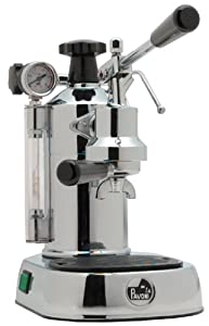 La Pavoni PC-16 Professional Espresso Machine, Chrome from La Pavoni