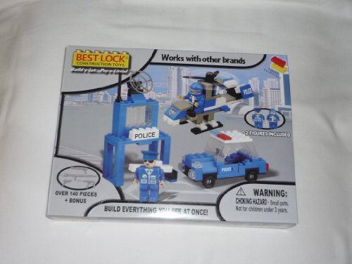 Best-Lock Police Construction Set - 1