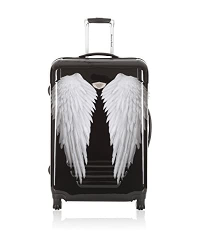 AMERICAN REVIVAL BY PLATINIUM Trolley Rigido Wings   60  cm [Nero]