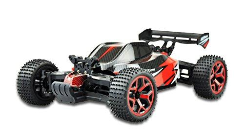 Amewi-22222-Buggy-Storm-D5-118-4WD-RTR-Fahrzeug-rot