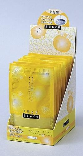 五洲薬品 入浴用化粧品 和湯めぐり ゆずの香り ×2箱 WYUー18_