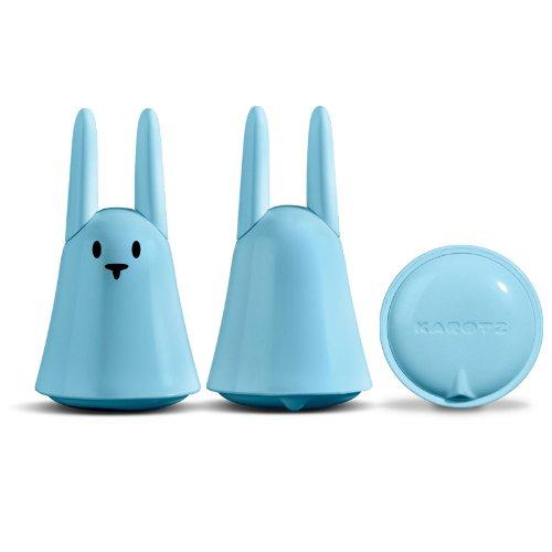 Lapin communiquant Nano:ztag - bleu