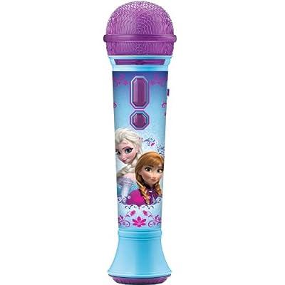 KIDdesigns Disney Frozen Magical MP3 Microphone from KIDdesigns, Inc