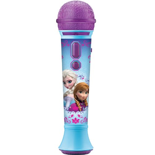 KIDdesigns Disney Frozen Magical MP3 Microphone - 1
