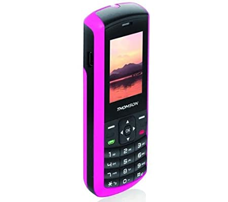 T�l�phone GSM THOMSON TH1035 ROSE