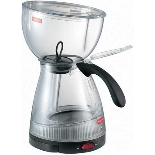 Bodum 3004-581 - Santos Electric Vacuum Coffee Maker 0.75ltr (Graphite Acrylic)