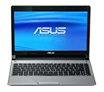 ASUS UL30A-A1 Thin and Light 13.3-Inch Silver Laptop - Over 11 Hours of Battery Life