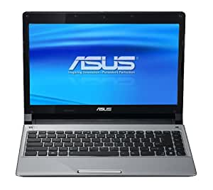 ASUS UL30A-X3 Thin and Light 13.3-Inch Silver Laptop - Over 11 Hours of Battery Life