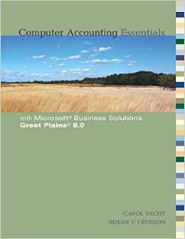 Microsoft Business Solutions–Great Plains Sample Reports ...