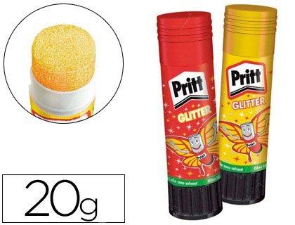 pegamento-pritt-en-barra-20-gr-glitter-glue-stick-efecto-color-amarillo-y-rojo-24-unid