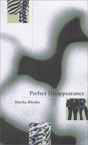 Image of Perfect Disappearance (New Issues Poetry & Prose)