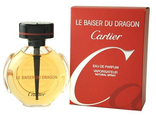 Le Baiser Du Dragon By Cartier For Women. Eau De Parfum Spray 3.3 Ounces