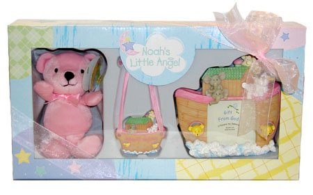 Noah's Little Angel - Girl Gift Set