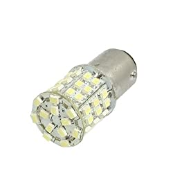 Auto Car 1157 BAY15D White 1206 54 SMD LED Bulb Light Turning Lamp