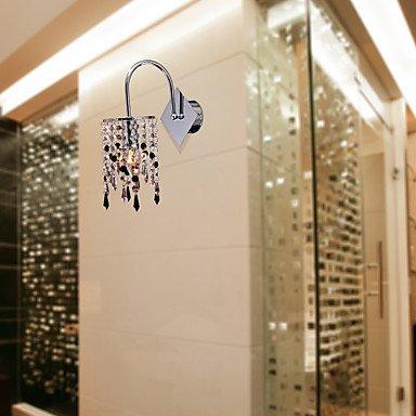 TIMARU - Lampe Murale Cristal