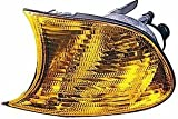 CORNER LIGHT Left LH for BMW 325Ci Convertible (2000-2001), Corner Lamp Assembly, 2000 2001 00 01
