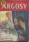 img - for ARGOSY Weekly: November, Nov. 17, 1934 (