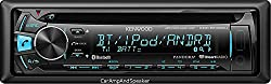 See Kenwood KDC-BT362U In Dash Car CD Player with Built In Bluetooth, USB and Aux Inputs KDCBT362U Details