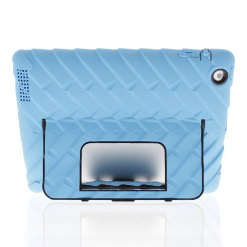 Hideaway Case for iPad 2, iPad 3, and iPad 4- Blue/Black (GS-IPAD3-BLU-BLK)