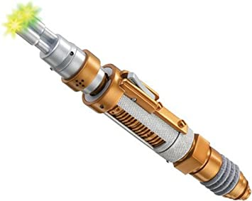 Kas Design - 016107 - Doctor Who - The Master Laser Screwdriver