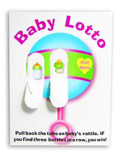 Baby Shower Pickle Cards (2 dz)