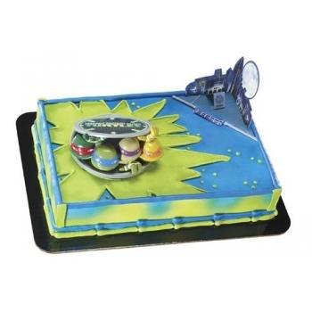 Review Teenage Mutant Ninja Turtles - Tmnt Turtles in Action Cake Topper