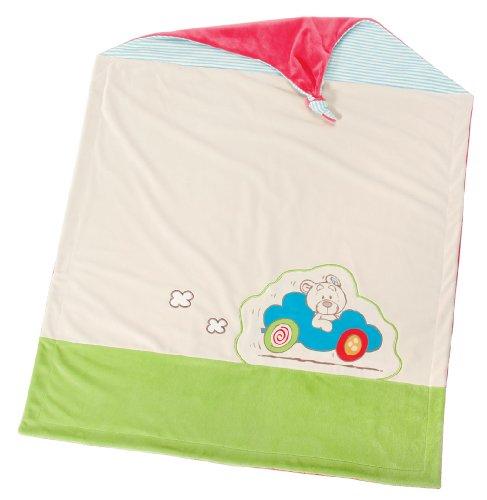 Babys Blanket - My First Nici - Bear Blanket 100 x 70 cm plush