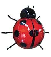 Fountasia Garden Friends Ladybird Large by Fountasia International Ltd