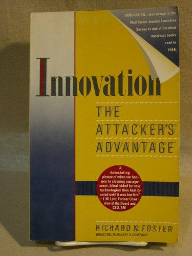 Innovation: The Attacker's Advantage (The Attackers Advantage compare prices)