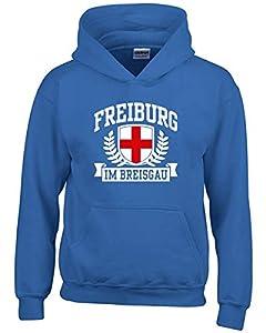 Cotton Island - Sweatshirt Hoodie fur Kinder TSTEM0268 freiburg im breisgau tshirt