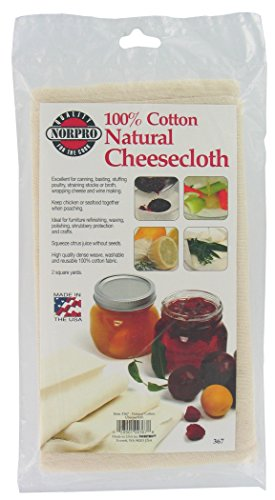 Norpro 367 Natural Cheese Cloth