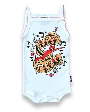 Amazon Rock N Roll Tank Baby Bodysuit Clothing