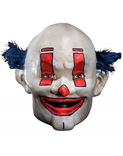 Batman The Dark Knight Joker Henchman School Bus Driver Clown Costume Mask
