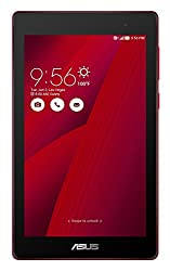 Asus ZenPad 7 0 Z170CG Tablet (WiFi, 3G, Dual SIM), Glamour Red