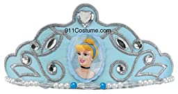 DIS18226 (Child Tiara) Cinderella Deluxe Tiara