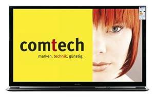Sony Bravia KDL46HX855 117 cm (46 Zoll) 3D LED-Backlight-Fernseher, EEK A (Full-HD, Motionflow XR 800Hz, DVB-T2/C2/S2, Internet TV, Monolith Air Design) schwarz