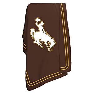 Brand New Wyoming Cowboys NCAA Classic Fleece Blanket by Things for You