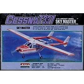 Cessna T337 Skymaster 1-72 by Arii