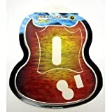 Playstation 2 Guitar Hero Sunburst Skins