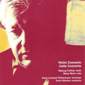 Hugh Wood -  Violin Concerto; Cello Concerto