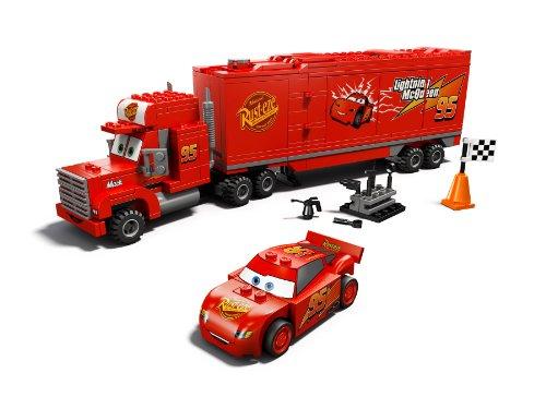 レゴ カーズ マックのチーム・トラック 8486