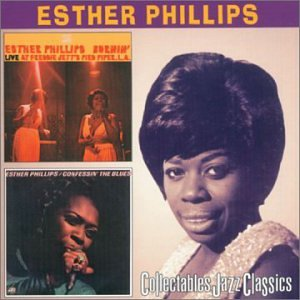Esther Phillips - Burnin