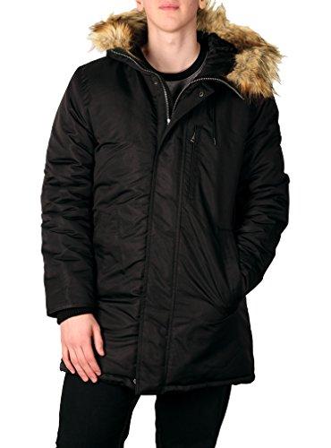 sean-john-mens-hooded-parka-with-faux-fur-trim-black-size-xx-large