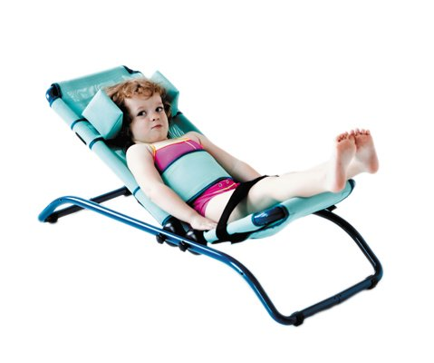 Dss Dolphin Pediatric Bath Chair (Without Elevation Base)
