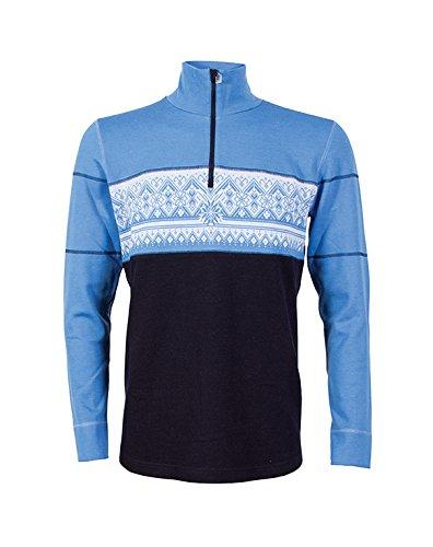 dale-of-norway-jersey-para-hombre-rondane-color-azul-marino-blanco-jaspeado-azul-cielo-talla-m-92691