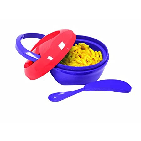 Kid's 14oz Spill-Proof Meal Container (assorted colors)