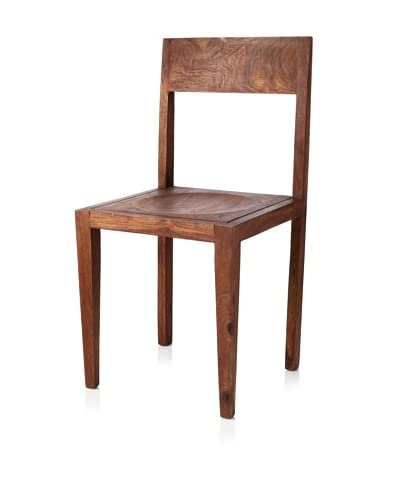 Jamie Young Vasanta Low-Back Chair, Natural As You See